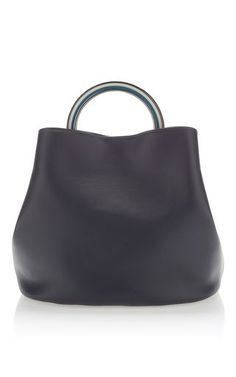 Large Top Handle Bag in Leather f24c00cdfe