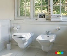Bathroom:1930 Series Wall Mount Toilet And Bidet Wall Hung Sanitary Ware Solutions For The Small Space Conscious Bathroom Bath Tubs Makeover Shower Remodeling Plan Wall Mount Toilet Sink Faucets Design Wall-Hung Sanitary Solutions For The Small Space-Conscious Bathroom