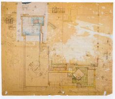 Carlo Scarpa (1906-1978)   Complesso Monumentale Brion (detto Tomba Brion)   San Vito d'Altivole, Treviso   Italia   1969-1978