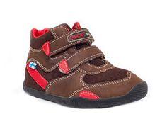 Kotníčkové celoroční barefoot boty. Až do velikosti 34.