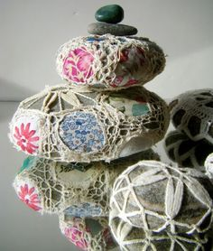 Coleccionando Piedras...