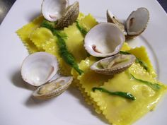 TORTELLI WITH SALTED CODFISH FILLING