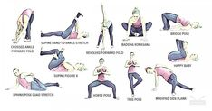 Yoga Poses For Knee Pain Relief (Soothe + Strengthen) Try these soothing yoga poses to strengthen your knees and melt away pain.Try these soothing yoga poses to strengthen your knees and melt away pain. Yoga For Knees, Knee Strengthening Exercises, Knee Stretches, Yoga Exercises, Flexibility Exercises, How To Strengthen Knees, Runners Knee, Knee Arthritis, Rheumatoid Arthritis