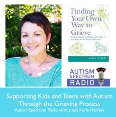 We hope you will tune in for this very special episode that all parents can benefit from.  Click here to listen http://www.autismtherapies.com/radio.php  #grief #autism