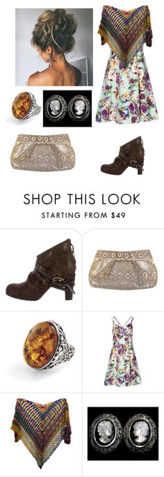 """""""Untitled #182"""" by amory-eyre ❤ liked on Polyvore featuring Henry Beguelin, Nancy Gonzalez and Komodo"""