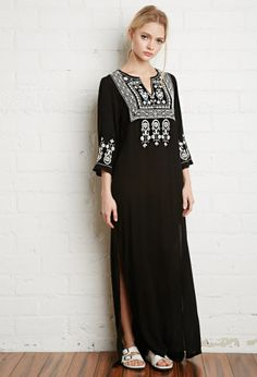 Feel the summer breeze in a boho-maxi. $32.90