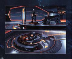 TRON: Legacy Concept Art - Album on Imgur