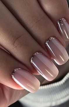58 Most Gorgeous and Cute ♥ Light Nails Ideas for Winter and Spring Life - Diaror Diary - Page 30 ♡♥ 𝕴𝖋 𝖀 𝕷𝖎𝖐𝖊, 𝕱𝖔𝖑𝖑𝖔𝖜 𝖀𝖘! ♥♡ ♥ ♥ ♥ ♥ ♥ ♥ ♥ ♥ ♥ ♥ ღ♥Hope you like this collection gorgeous light nails design! Pale Pink Nails, Nude Nails, Gel Nails, Nail Polish, Gold Manicure, Matte Nails, Coffin Nails, Vernis Rose Pale, Acrylic Nails Natural