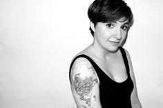 Lena Dunham  http://www.cultivatingculture.com/profiles/lena-dunham/
