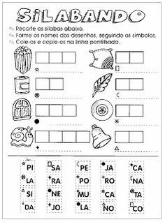 Alfabetização e Gestão Escolar, Literacy and School Management: Atividades Nível Silábico
