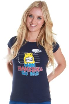 Flip Flops & Fangs - When Hamsters Go Bad T-Shirt