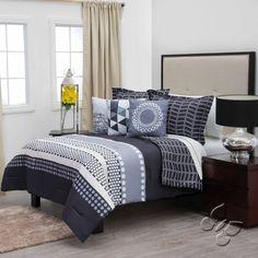 Berlin Double Sided Comforter Set $204.90-$269.90 - A Bit Unique Boutique