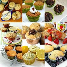 Muffin review from the Kitchenarian...14 recipes.