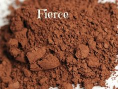 Fierce #Younique #concealer  Moodstruck Minerals Concealer 100% natural, chemical-free, mineral-based pigment powders, free of talc, oils, preservatives, perfumes, synthetic dyes, and parabens.