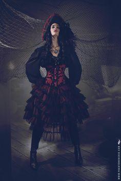Queen Pirates V by ~PhantomOrchid on deviantART