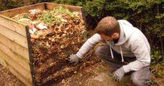Alors que les feuilles tombent, pensez au compostage pour avoir du bon terreau pour votre jardin