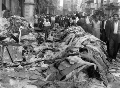 – September Istanbul: Pogrom against the Greeks Greek Men, Turkish Army, Christian Post, Greek History, Holocaust Memorial, Thessaloniki, Historical Pictures, Olay, Old Photos