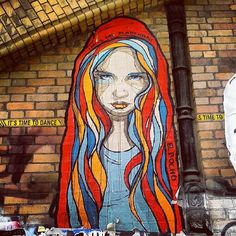 Artist El Bocho #streetart jd