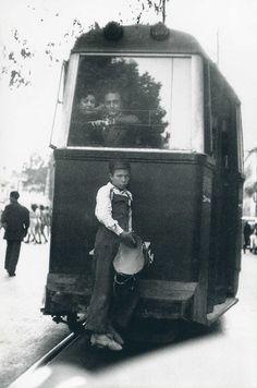 elliot erwitt. barcelona 1951