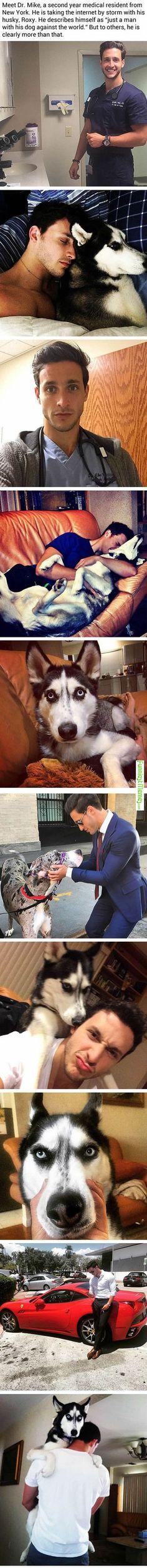 Funniest Memes -awww the puppy is soooo cute