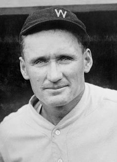 Walter Johnson - a great pitcher trapped with a bad team.