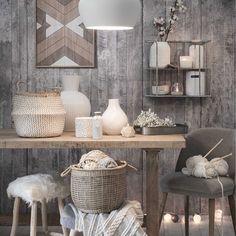 TGIF! We're going to knit while watching a movie tonight! Any suggestions? #ShopNow -- Click link on @maisonsdumonde -- #Edelweiss #basket #vase #knit #decoration #homedecor #interior #decor #instadecor #mymdm #maisonsdumonde
