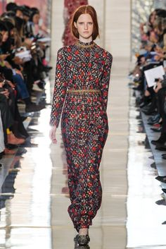 Tory Burch Fall 2014 Ready-to-Wear Fashion Show Collection