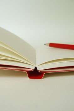 Binding papers into a book staples