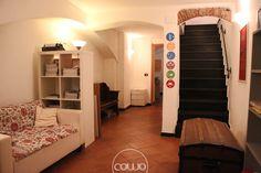 Spazio di coworking a Genova presso l'agenzia Boccaccio Passoni. Affiliato alla Rete Cowo® http://www.coworkingproject.com/coworking-network/genovasalitadinegro/