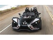 2017 Slingshot Slingshot SLR - Turbo Silver K&H Motor Sports Little York, NY