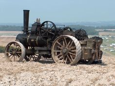 Steampunk Movies, Steampunk Gadgets, Steampunk Cosplay, Steam Tractor, Steampunk Festival, Romantic Period, Antique Tractors, Neo Victorian, Alternate History