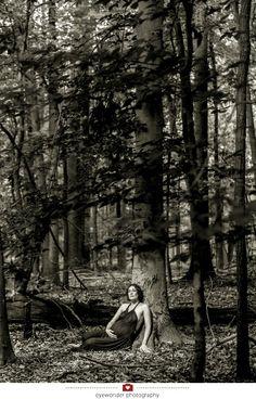 Outdoor Nature Maternity Photos