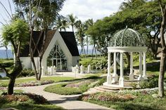 The Grand Wailea | White Orchid Wedding - Hawaii Wedding Planners
