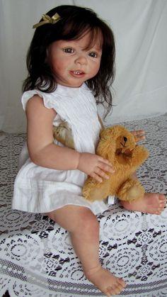 "- Belinda<br>Danielle Zweers<br>30"" Doll Kit<br>Full Limbs F - MacPherson Arts & Crafts"