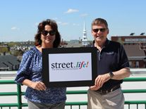 Street.Life! Branding and Event Promotion for the Portsmouth Chamber of Commerce... www.portsmouthstreetlife.com
