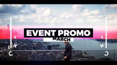 Buy Event Promo by MJake on VideoHive. Event Promo is a great choice for any dynamic rhythmic great atmosphere video, well organized and easy to use templa. Music Link, Modular Structure, 4 In 1, After Effects Templates, Video Footage, Teaser, Infographic, Typography, Youtube