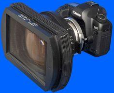 Canon 5D MK II PL Mount Anamorphic Lens. « cinema5D