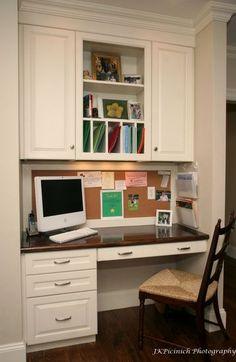 Kitchen study via Houzz