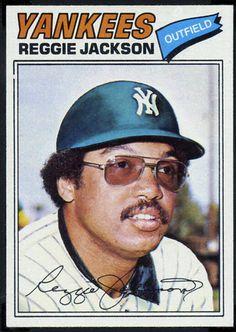1970's baseball card