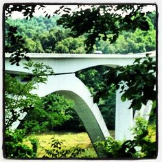 Natchez Trace Parkway Bridge in Franklin, TN