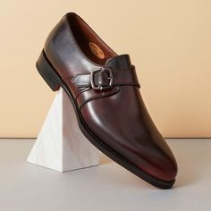 """1,906 Likes, 10 Comments - Santoni (@santoniofficial) on Instagram: """"Introducing our """"Stephan"""", a beautifully designed shoe which has been crafted from hand-aged hand-…"""""""