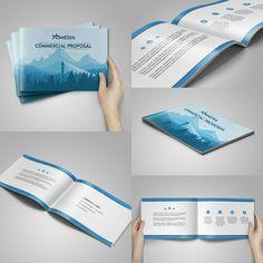 Маркетинг-кит для студии A3media