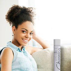 Hair Spray Normal Charming: para aqueles dias que você só precisa de um look natural, mas lindo e sem frizz! Ele fixa solto, não pesa e não molha!