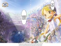 Made in Abyss 1: The city of the opening oath at MangaFox.me
