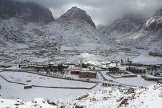 St. Katherine's monastery, Egyptian Sinai