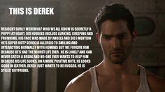 Teen Wolf | This is Derek