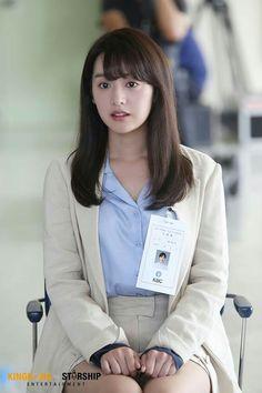 Jiwon 김 @geewoniiee Kim Ji Won-Fight for My Way Ae Ra making film