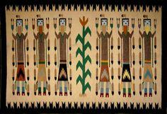 Navajo Rugs and Navajo Blankets Native American Rugs, Native American Design, American Indian Art, Native American Beading, Southwestern Rugs, Southwestern Decorating, Southwest Art, Navajo Weaving, Navajo Rugs