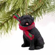 pug ornament - Google Search