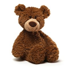 """Gund Pinchy Brown Bear 17"""""""""""